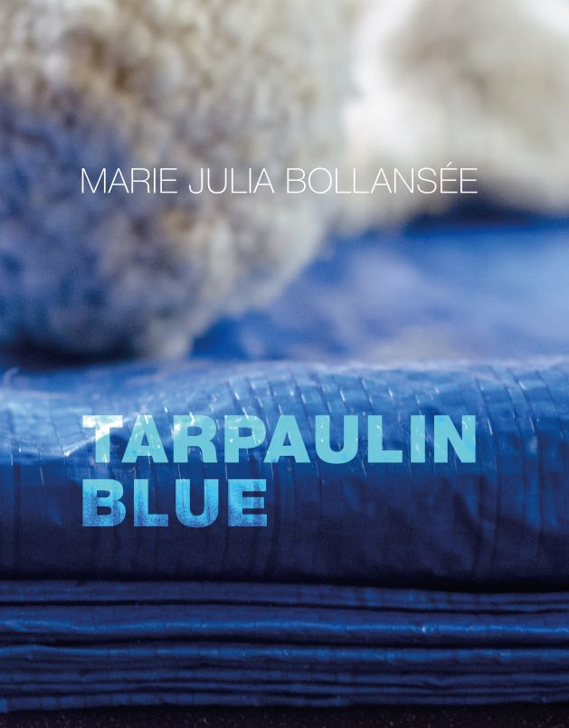 TARPAULIN BLUE COVER